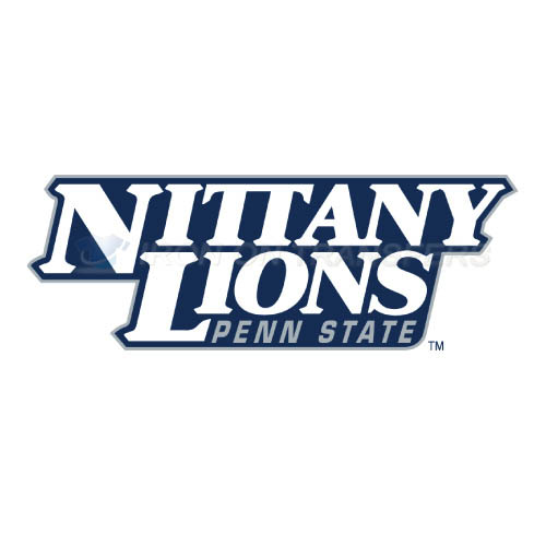 Penn State Nittany Lions Logo T-shirts Iron On Transfers N5874