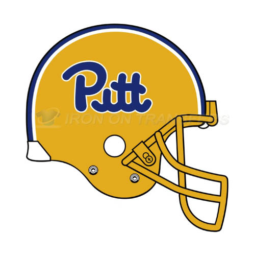 Pittsburgh Panthers Logo T-shirts Iron On Transfers N5905
