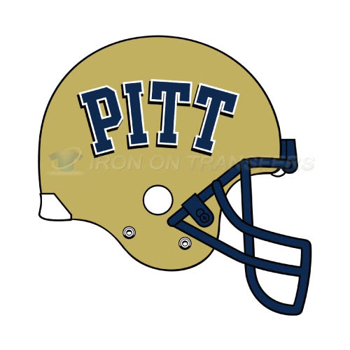 Pittsburgh Panthers Logo T-shirts Iron On Transfers N5906