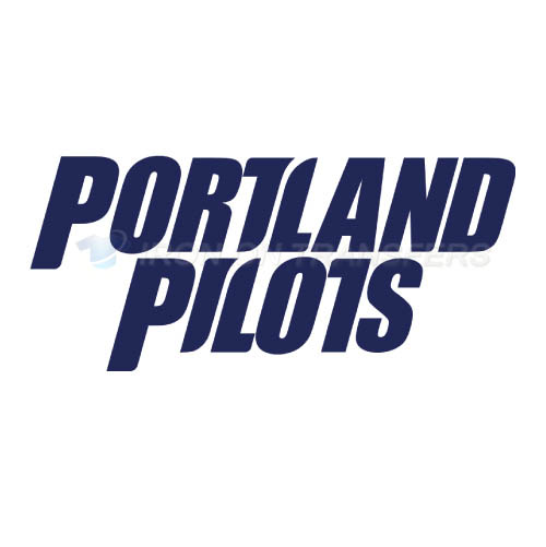 Portland Pilots Logo T-shirts Iron On Transfers N5910