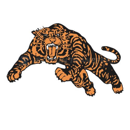Princeton Tigers Logo T-shirts Iron On Transfers N5928