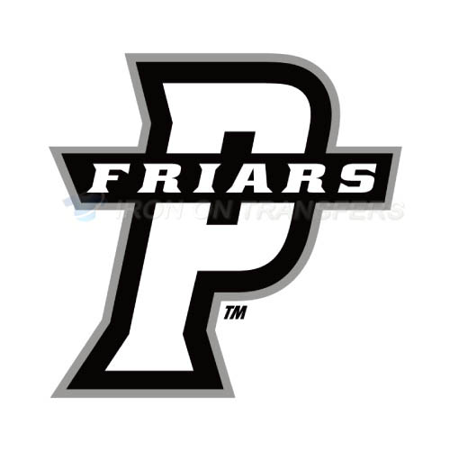 Providence Friars Logo T-shirts Iron On Transfers N5933