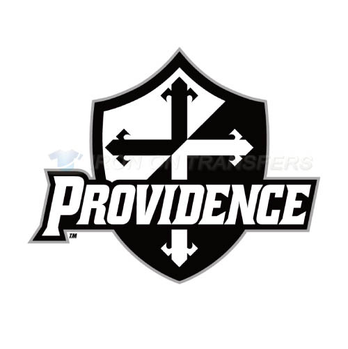 Providence Friars Logo T-shirts Iron On Transfers N5939