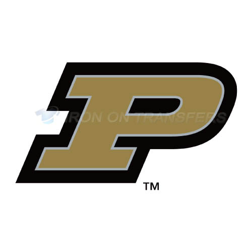 Purdue Boilermakers Logo T-shirts Iron On Transfers N5942
