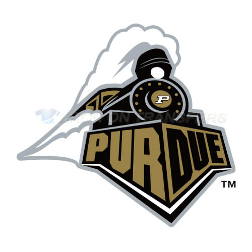Purdue Boilermakers Logo T-shirts Iron On Transfers N5943