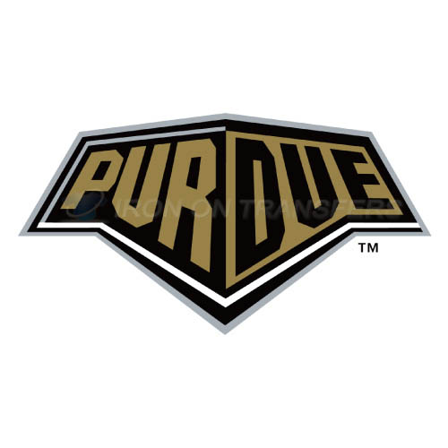 Purdue Boilermakers Logo T-shirts Iron On Transfers N5944