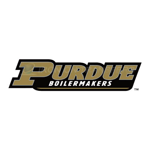 Purdue Boilermakers Logo T-shirts Iron On Transfers N5946