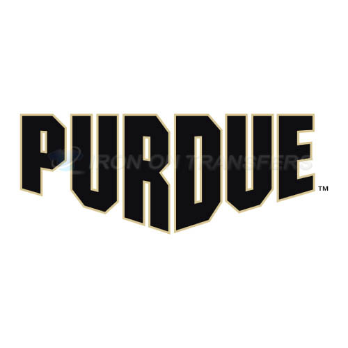 Purdue Boilermakers Logo T-shirts Iron On Transfers N5947
