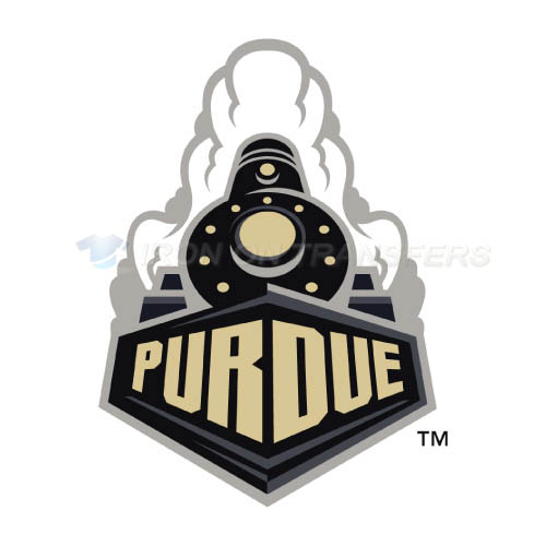 Purdue Boilermakers Logo T-shirts Iron On Transfers N5948