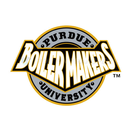 Purdue Boilermakers Logo T-shirts Iron On Transfers N5949