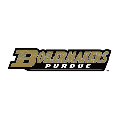 Purdue Boilermakers Logo T-shirts Iron On Transfers N5950