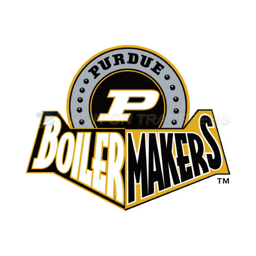 Purdue Boilermakers : Iron-on Stickers - T-Shirt Iron-on