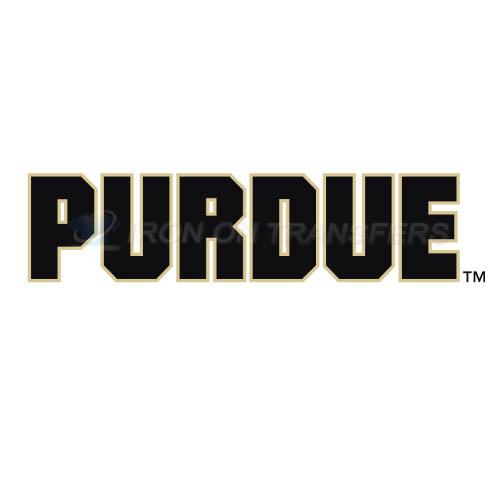 Purdue Boilermakers Logo T-shirts Iron On Transfers N5952