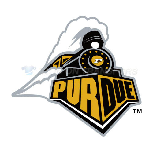 Purdue Boilermakers Logo T-shirts Iron On Transfers N5955