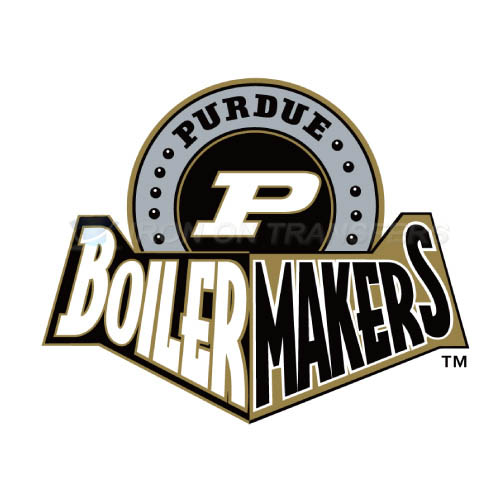 Purdue Boilermakers Logo T-shirts Iron On Transfers N5957
