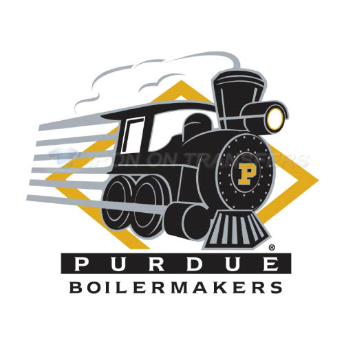 Purdue Boilermakers Logo T-shirts Iron On Transfers N5959