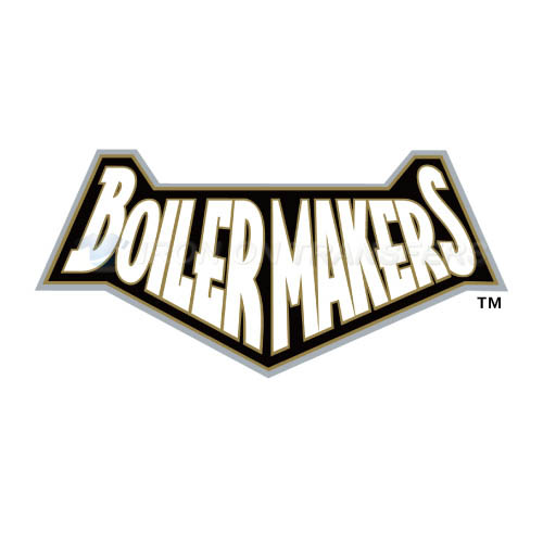 Purdue Boilermakers Logo T-shirts Iron On Transfers N5961
