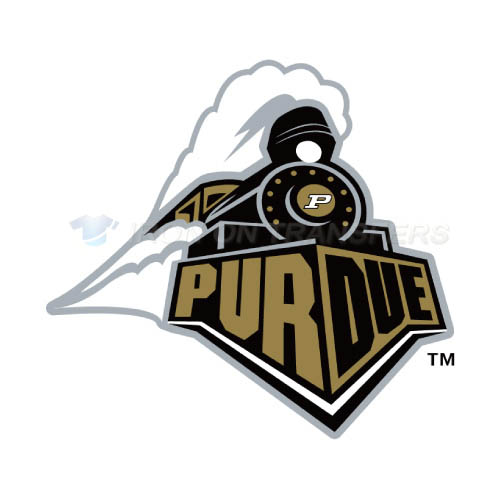 Purdue Boilermakers Logo T-shirts Iron On Transfers N5962