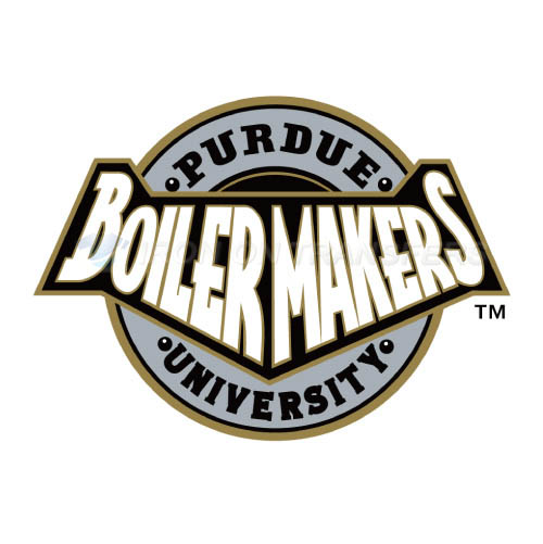 Purdue Boilermakers Logo T-shirts Iron On Transfers N5963