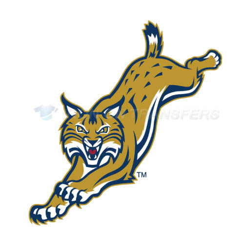 Quinnipiac Bobcats Logo T-shirts Iron On Transfers N5966