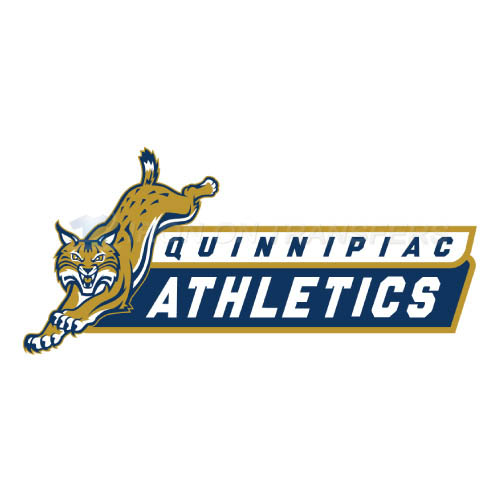 Quinnipiac Bobcats Logo T-shirts Iron On Transfers N5970