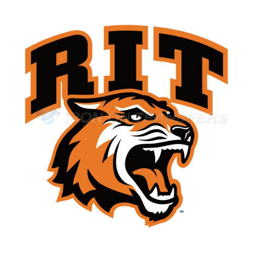 RIT Tigers Logo T-shirts Iron On Transfers N6012
