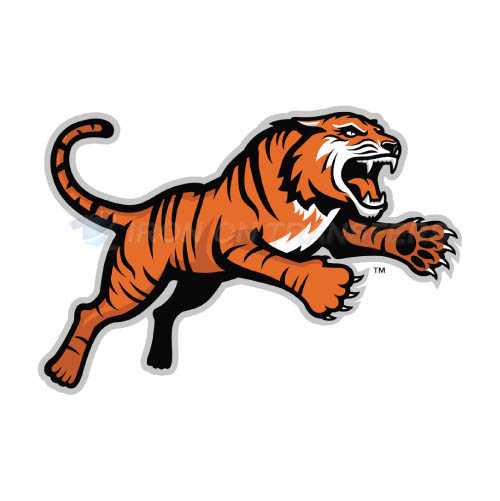 RIT Tigers Logo T-shirts Iron On Transfers N6014
