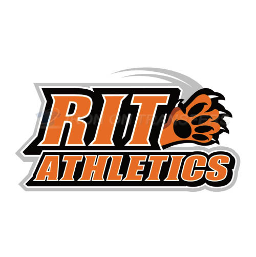 RIT Tigers Logo T-shirts Iron On Transfers N6017