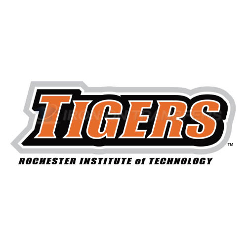 RIT Tigers Logo T-shirts Iron On Transfers N6020