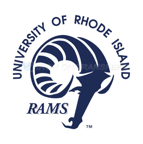 Rhode Island Rams Logo T-shirts Iron On Transfers N5982