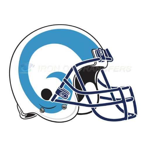 Rhode Island Rams Logo T-shirts Iron On Transfers N5984