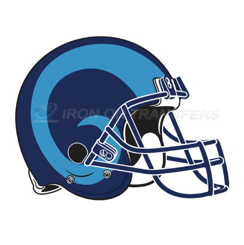 Rhode Island Rams Logo T-shirts Iron On Transfers N5985