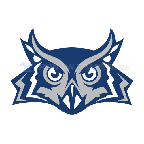 Rice Owls Logo T-shirts Iron On Transfers N5988