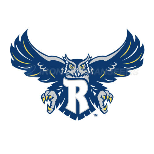 Rice Owls Logo T-shirts Iron On Transfers N5996