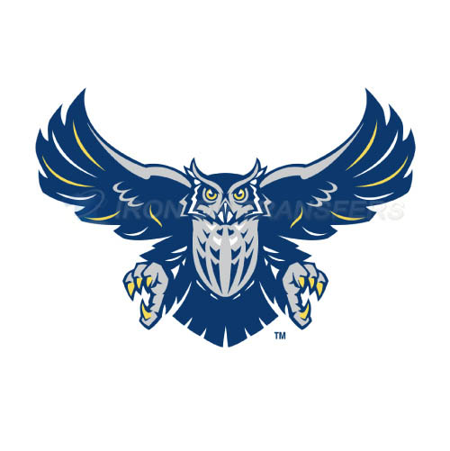 Rice Owls Logo T-shirts Iron On Transfers N5997