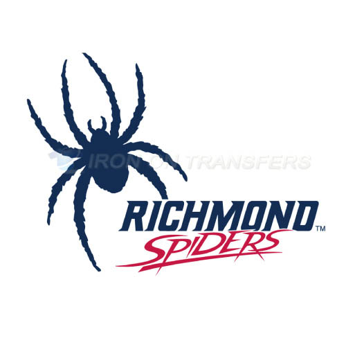 Richmond Spiders Logo T-shirts Iron On Transfers N6000