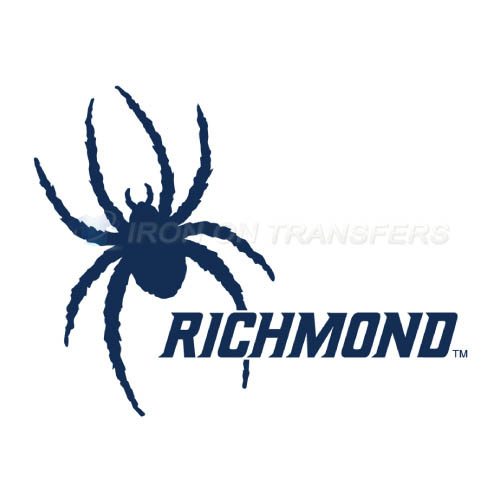 Richmond Spiders Logo T-shirts Iron On Transfers N6004