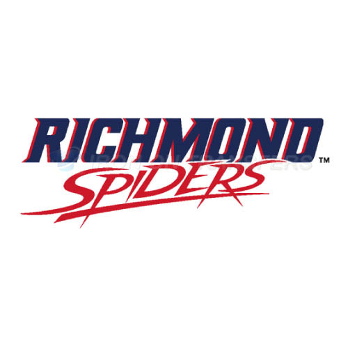 Richmond Spiders Logo T-shirts Iron On Transfers N6005