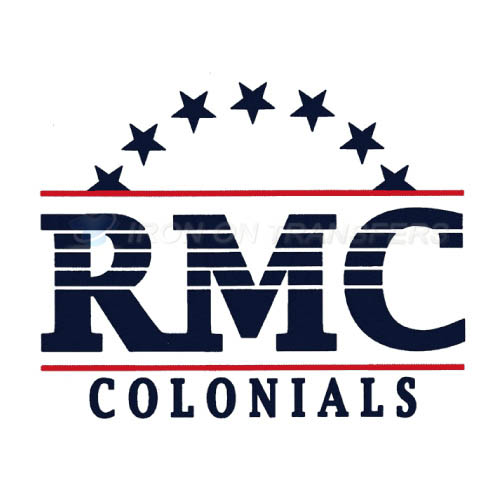Robert Morris Colonials Logo T-shirts Iron On Transfers N6022