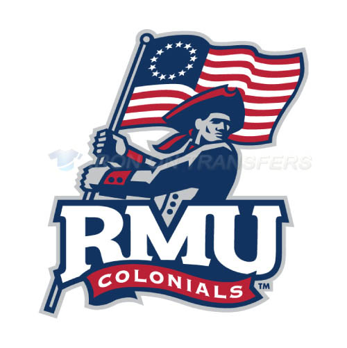 Robert Morris Colonials Logo T-shirts Iron On Transfers N6023
