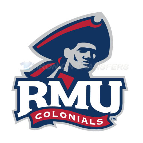 Robert Morris Colonials Logo T-shirts Iron On Transfers N6024