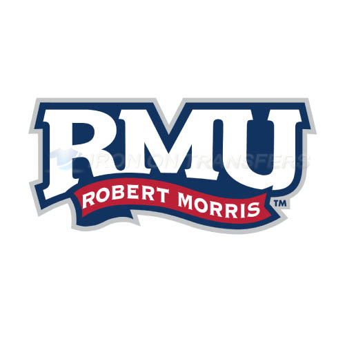 Robert Morris Colonials Logo T-shirts Iron On Transfers N6030