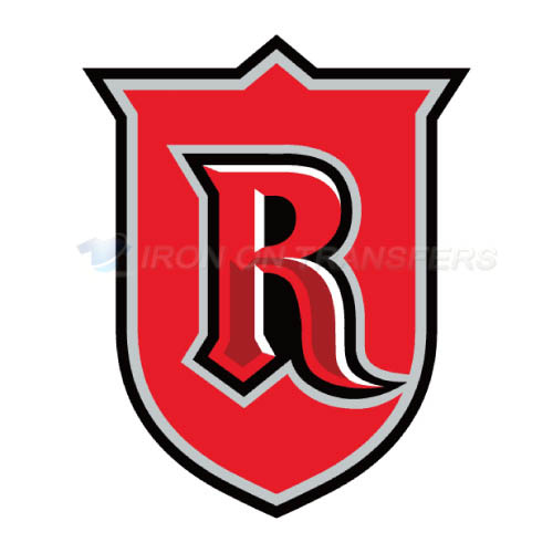 Rutgers Scarlet Knights Logo T-shirts Iron On Transfers N6033