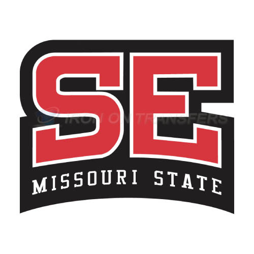 SE Missouri State Redhawks Logo T-shirts Iron On Transfers N6144