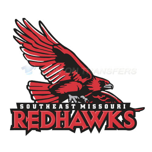 SE Missouri State Redhawks Logo T-shirts Iron On Transfers N6148