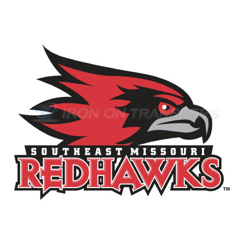 SE Missouri State Redhawks Logo T-shirts Iron On Transfers N6151
