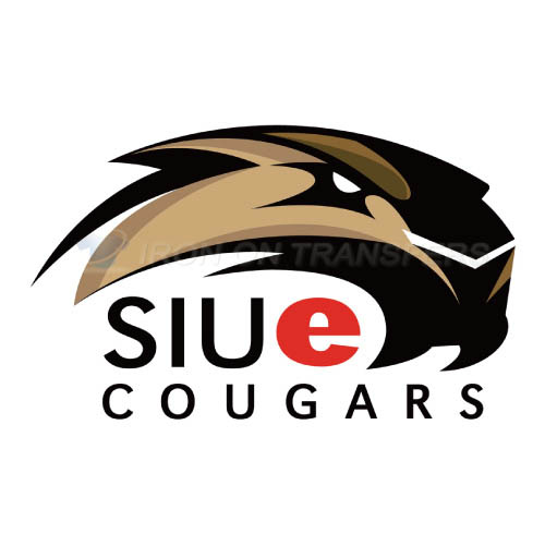 SIU Edwardsville Cougars Logo T-shirts Iron On Transfers N6178