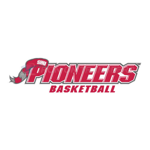 Sacred Heart Pioneers Logo T-shirts Iron On Transfers N6051