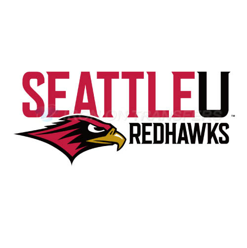 Seattle Redhawks Logo T-shirts Iron On Transfers N6155