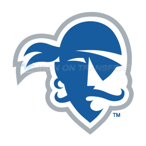 Seton Hall Pirates Logo T-shirts Iron On Transfers N6159